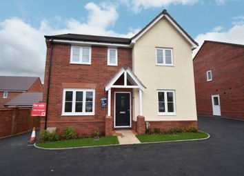 Thumbnail 4 bed detached house for sale in Noble Way, Cheswick Green, Solihull