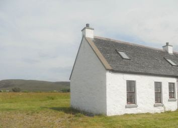 Thumbnail 2 bed cottage for sale in Linicro, Kilmuir, Isle Of Skye