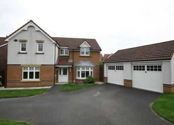 Thumbnail 4 bed detached house for sale in Wallace Brae Gardens, Reddingmuirhead, Falkirk