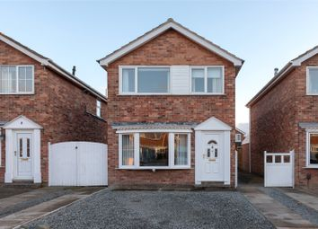 Thumbnail 3 bedroom detached house for sale in Bilsdale Close, York