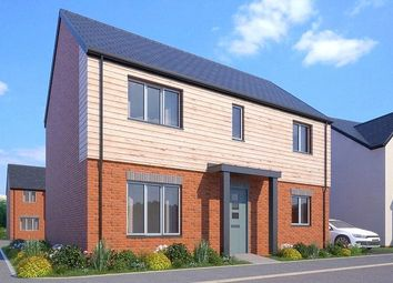 Thumbnail 4 bedroom detached house for sale in Clyst St. Mary, Exeter