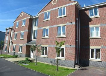 Thumbnail 1 bed flat to rent in Jackdaw Close, Derby