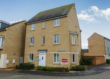 Thumbnail 2 bed flat for sale in Bank Avenue, Hampton Centre, Peterborough