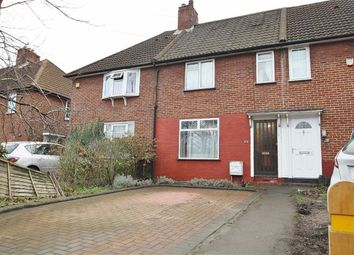 Thumbnail 2 bed terraced house for sale in Aberconway Road, Morden