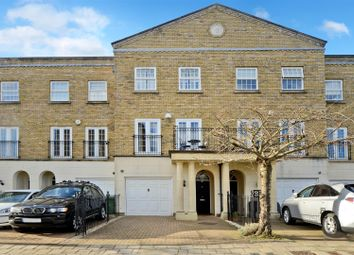 Thumbnail 4 bed town house for sale in Chadwick Place, Long Ditton, Surbiton