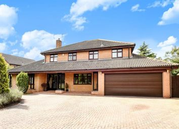 Thumbnail 4 bed detached house for sale in The Chestnuts, Abingdon