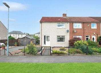 Thumbnail 2 bedroom end terrace house for sale in Posthill, Sauchie, Alloa