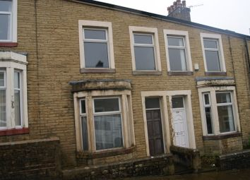Thumbnail 3 bed terraced house for sale in Wickworth Street, Nelson, Lancashire