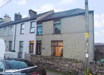 Thumbnail 2 bed end terrace house for sale in County Road, Penygroes, Caernarfon, Gwynedd