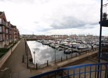 Thumbnail 2 bed flat for sale in Mayflower House, Marina, Hartlepool, Tees Valley
