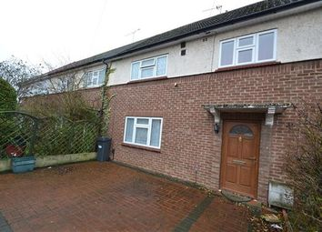 Thumbnail 3 bed terraced house to rent in Dudley Road, Feltham
