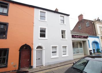 Thumbnail 4 bed town house for sale in New Street, Wigton, Cumbria