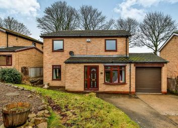 Thumbnail 4 bed detached house for sale in Cherry Tree Drive, Sunnybrow, Crook, County Durham
