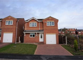 Thumbnail 4 bed detached house for sale in Hemings Way, South Elmsall, Pontefract
