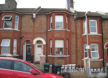 Thumbnail 4 bed terraced house to rent in Brading Road, Brighton