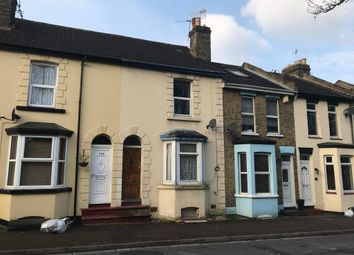 Thumbnail 2 bed terraced house for sale in 107 Kingswood Road, Gillingham, Kent