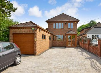 Thumbnail 6 bed detached house for sale in Robin Hood Lane, Bluebell Hill Village, Chatham, Kent