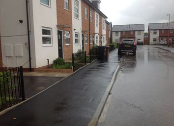 Thumbnail 4 bed town house to rent in Ivy Gram Close, Central Manchester
