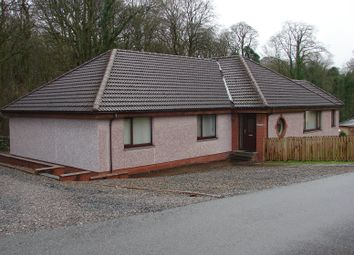 Thumbnail 4 bed detached bungalow for sale in 'mansefield', Main Street, Glenluce