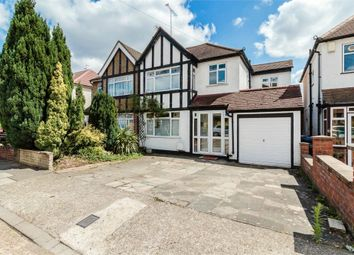 Thumbnail 4 bedroom semi-detached house for sale in Allonby Gardens, Wembley, Greater London