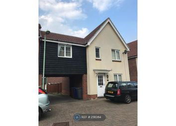 Thumbnail 4 bedroom detached house to rent in Wagtail Drive, Bury St Edmunds