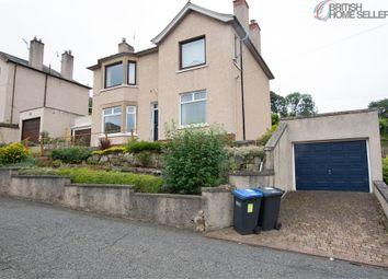 Thumbnail 2 bed maisonette for sale in Leaburn Drive, Hawick, Scottish Borders
