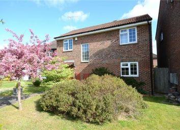 Thumbnail 4 bed detached house for sale in Scotland Farm Road, Ash Vale, Surrey