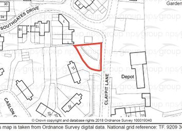 Thumbnail Land for sale in Claypit Lane, Fakenham, Norfolk