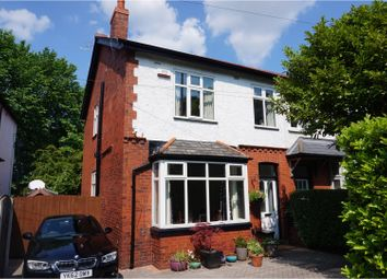 Thumbnail 4 bedroom semi-detached house for sale in Walkden Road, Worsley, Manchester