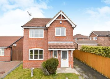 Thumbnail 3 bed detached house for sale in Coverdale Garth, Bridlington