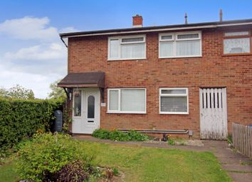 Thumbnail 3 bed end terrace house for sale in Chells Way, Stevenage