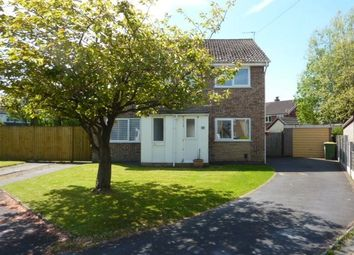 Thumbnail 2 bed semi-detached house to rent in Singleton Close, Fulwood, Preston