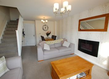 Thumbnail 2 bed terraced house for sale in Saw Mill Way, Burton-On-Trent