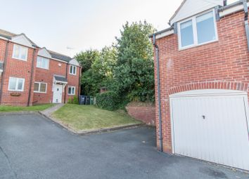 Thumbnail 2 bed end terrace house for sale in Lower Lea Place, Hillmorton, Rugby