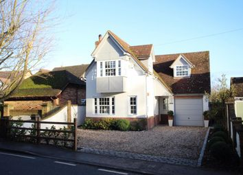 Thumbnail 4 bed detached house for sale in Hurst, Reading