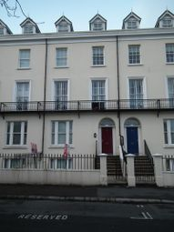 Thumbnail 2 bed flat to rent in Derby Square, Douglas