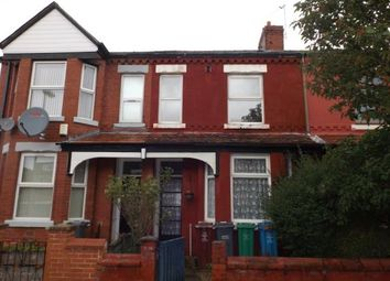Thumbnail 3 bed terraced house for sale in Langdale Avenue, Manchester, Greater Manchester, Uk