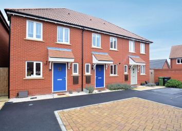 Thumbnail 2 bed terraced house for sale in Mistletoe Mews, Harwell, Didcot