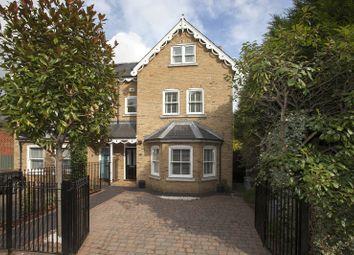 Thumbnail Semi-detached house to rent in Burlington Road, Chiswick, London