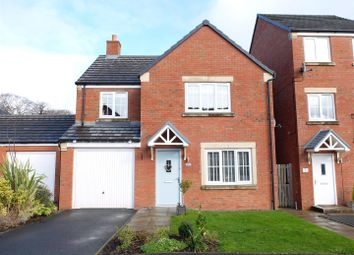 Thumbnail 4 bed detached house for sale in Barley Edge, Carlisle