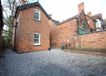 Thumbnail 1 bed detached house to rent in Hermitage Road, Edgbaston