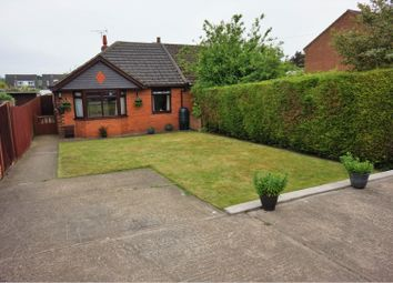 Thumbnail 3 bed semi-detached bungalow for sale in Wragby Road East, North Greetwell, Lincoln