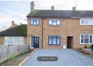 Thumbnail 3 bed terraced house to rent in Birkbeck Road, Shenfield