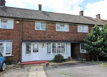Thumbnail 3 bed terraced house for sale in Abbotts Drive, Stanford-Le-Hope