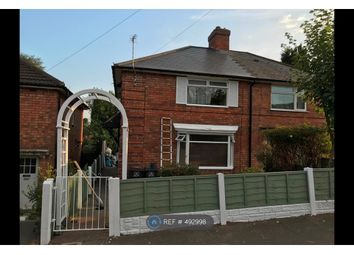 Thumbnail Room to rent in Newstead Road, Birmingham
