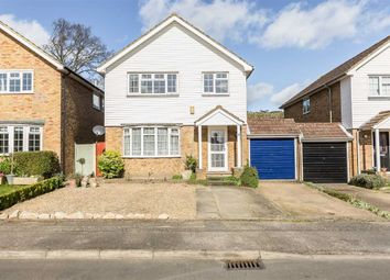 Thumbnail 4 bed detached house for sale in Rickards Close, Surbiton