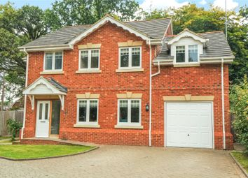 Thumbnail 4 bed detached house to rent in Blake Close, Crowthorne, Berkshire