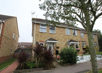 Thumbnail 2 bed end terrace house to rent in Anne Boleyn Close, Eastchurch, Sheerness