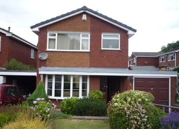 Thumbnail 3 bed link-detached house for sale in Marlborough Gardens, Wolverhampton