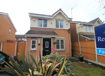 Thumbnail 3 bed detached house for sale in Opal Close, Litherland, Liverpool, Merseyside